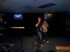 Sam & Tyler Karaoke