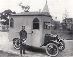 Church-on-wheels