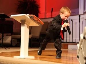 kid preacher